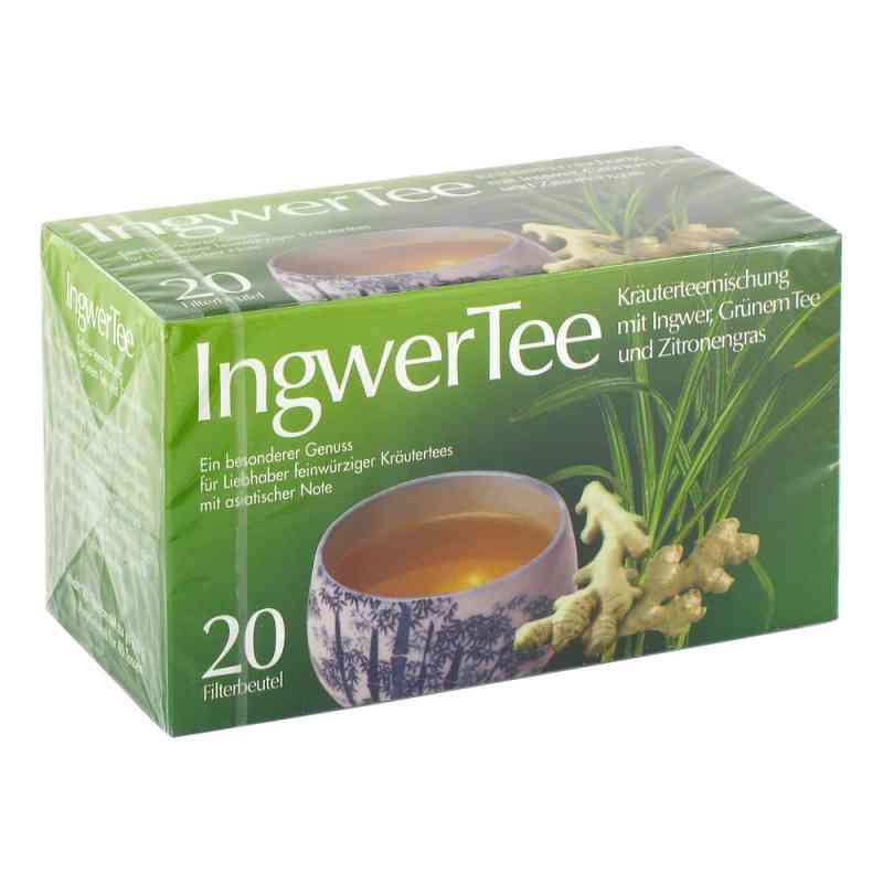 Ingwer Tee Filterbeutel  bei deutscheinternetapotheke.de bestellen