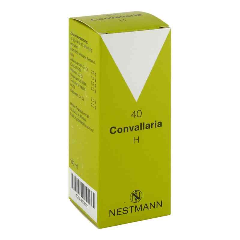 Convallaria H Nummer 40 Tropfen  bei deutscheinternetapotheke.de bestellen