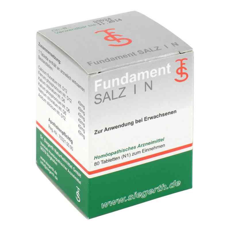 Fundament Salz I N Tabletten  bei deutscheinternetapotheke.de bestellen