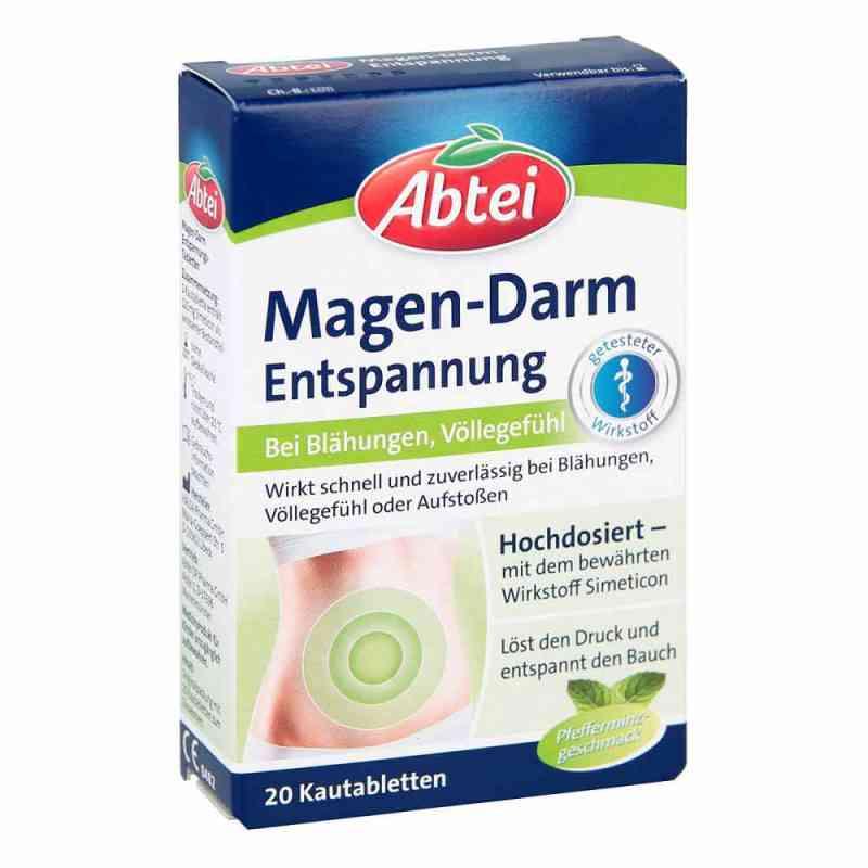 Abtei Magen Darm Entspannungstabletten  bei deutscheinternetapotheke.de bestellen