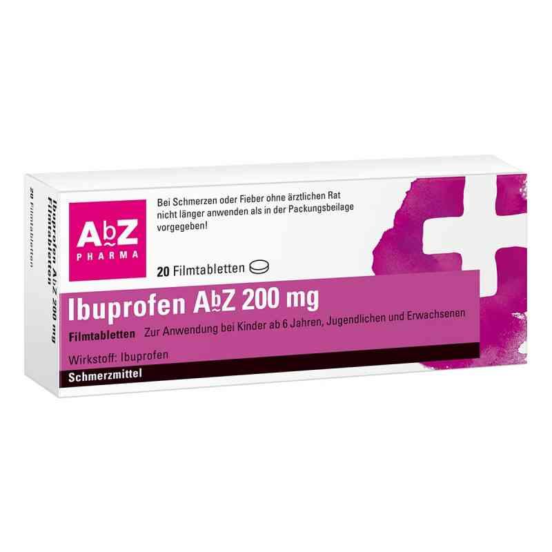 Ibuprofen AbZ 200mg  bei deutscheinternetapotheke.de bestellen
