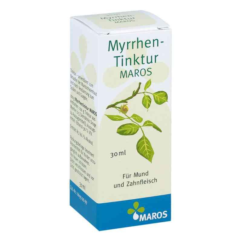 Myrrhentinktur MAROS  bei deutscheinternetapotheke.de bestellen
