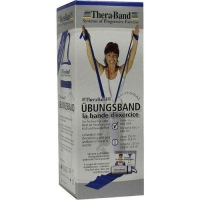 Thera Band 2,50m blau extra stark  bei deutscheinternetapotheke.de bestellen