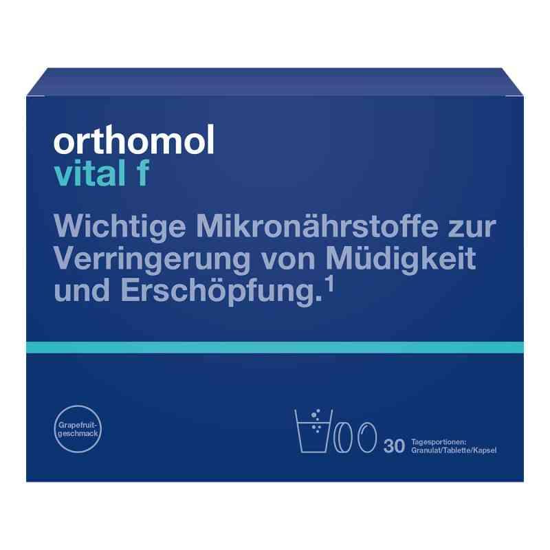 Orthomol Vital F Grapefruit Granulat/kaps.  bei deutscheinternetapotheke.de bestellen