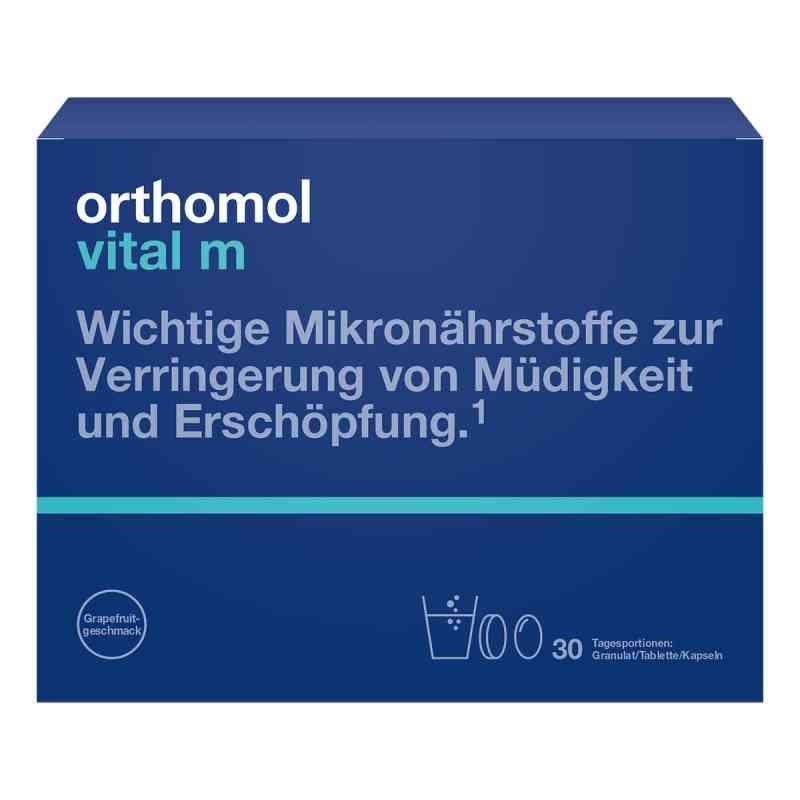 Orthomol Vital M Grapefruit Granulat/kaps.  bei deutscheinternetapotheke.de bestellen