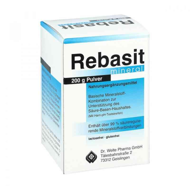 Rebasit Mineral Pulver  bei deutscheinternetapotheke.de bestellen