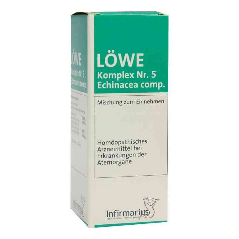 Löwe Komplex Nummer 5 Echinacea compositus Tropfen  bei deutscheinternetapotheke.de bestellen