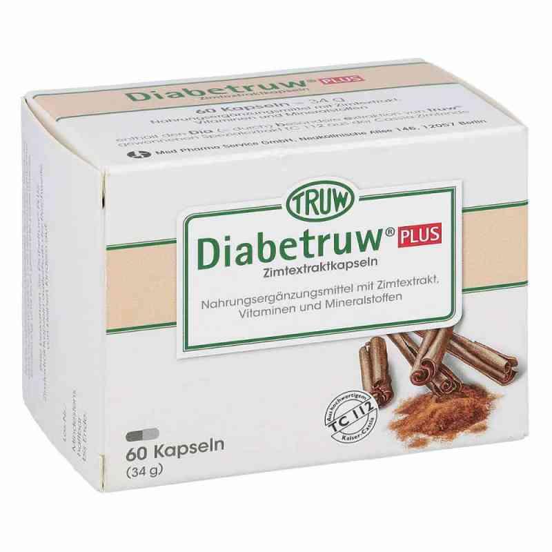 Diabetruw Plus Kapseln  bei deutscheinternetapotheke.de bestellen