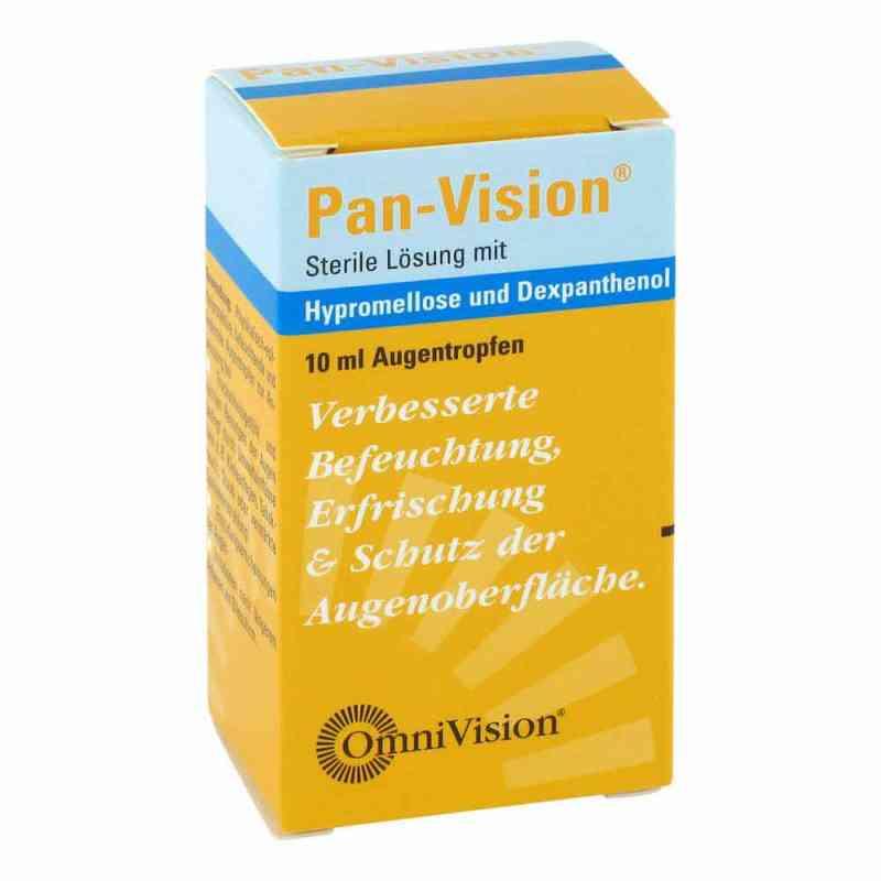 Pan Vision Augentropfen  bei deutscheinternetapotheke.de bestellen
