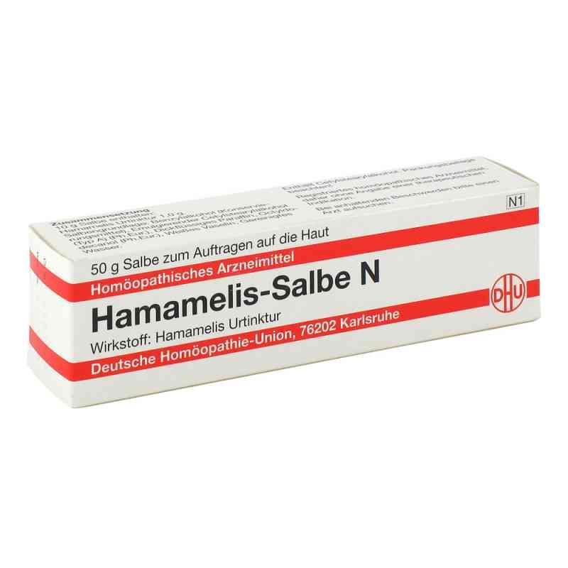 Hamamelis Salbe N  bei deutscheinternetapotheke.de bestellen