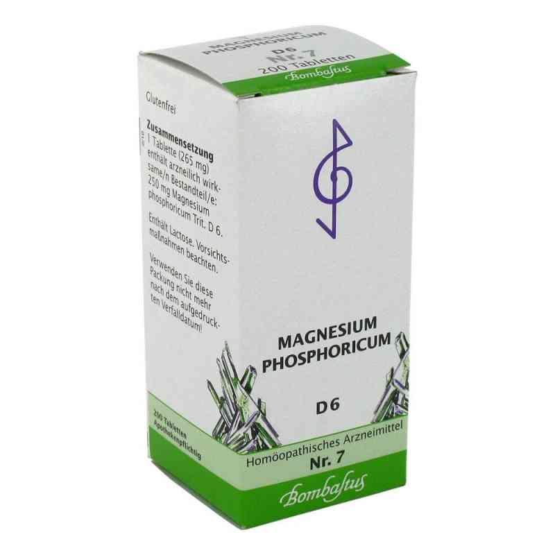 Biochemie 7 Magnesium phosphoricum D6 Tabletten  bei deutscheinternetapotheke.de bestellen