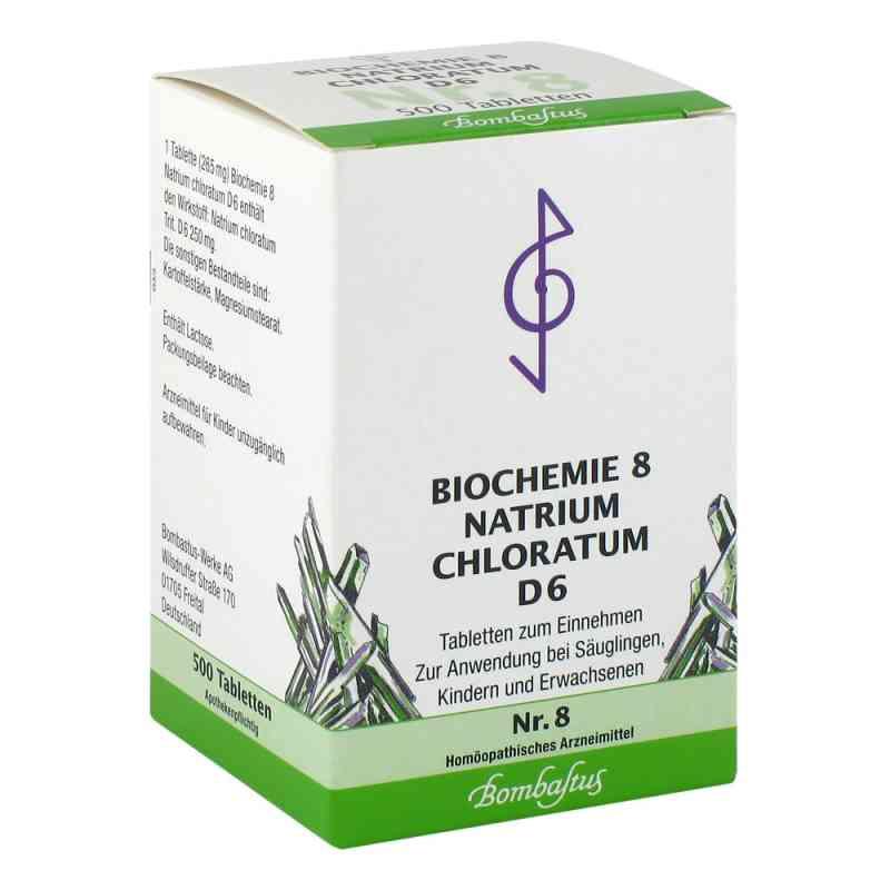 Biochemie 8 Natrium chloratum D6 Tabletten  bei deutscheinternetapotheke.de bestellen