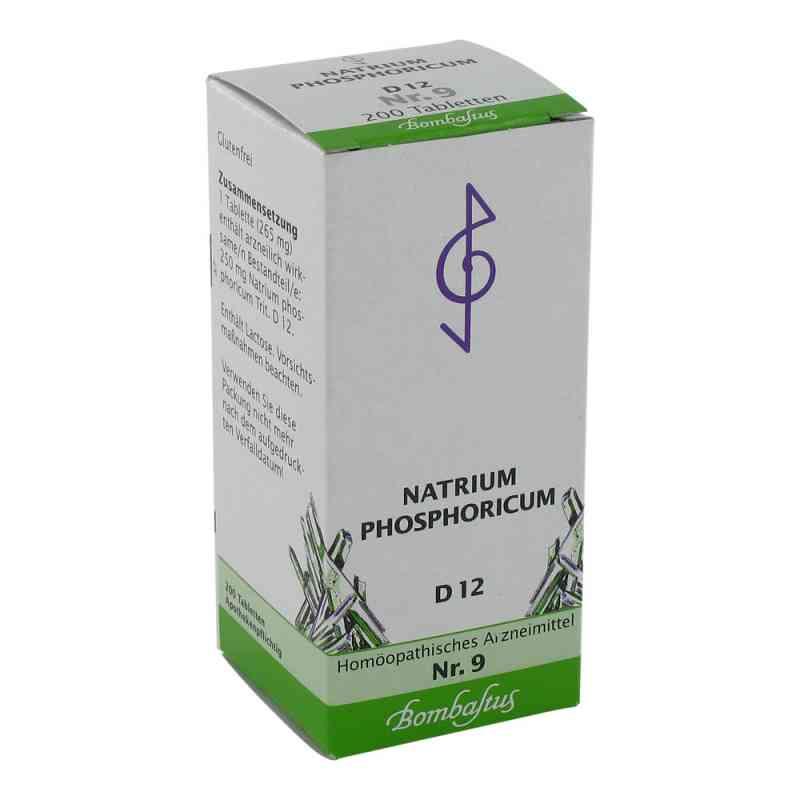 Biochemie 9 Natrium phosphoricum D12 Tabletten  bei deutscheinternetapotheke.de bestellen