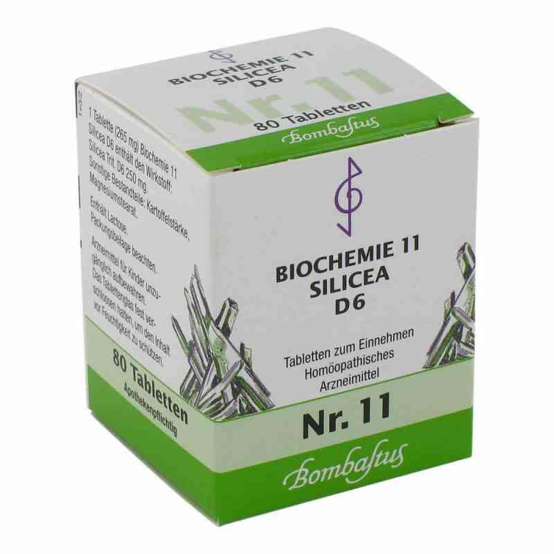 Biochemie 11 Silicea D6 Tabletten  bei deutscheinternetapotheke.de bestellen