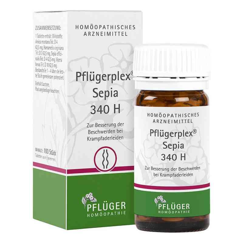 Pflügerplex Sepia 340 H Tabletten  bei deutscheinternetapotheke.de bestellen