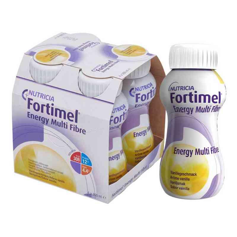 Fortimel Energy Multi Fibre Vanillegeschmack  bei deutscheinternetapotheke.de bestellen