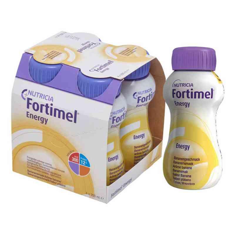 Fortimel Energy Bananengeschmack  bei deutscheinternetapotheke.de bestellen