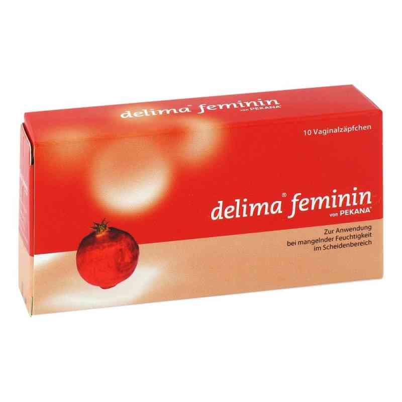Delima feminin Vaginalovula  bei deutscheinternetapotheke.de bestellen