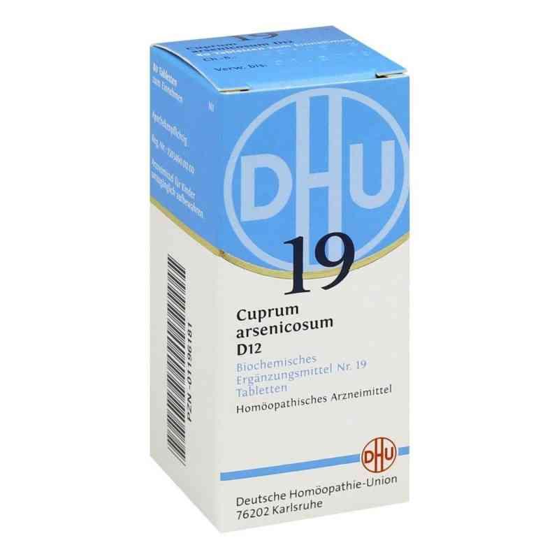 Biochemie Dhu 19 Cuprum arsenicosum D12 Tabletten  bei deutscheinternetapotheke.de bestellen