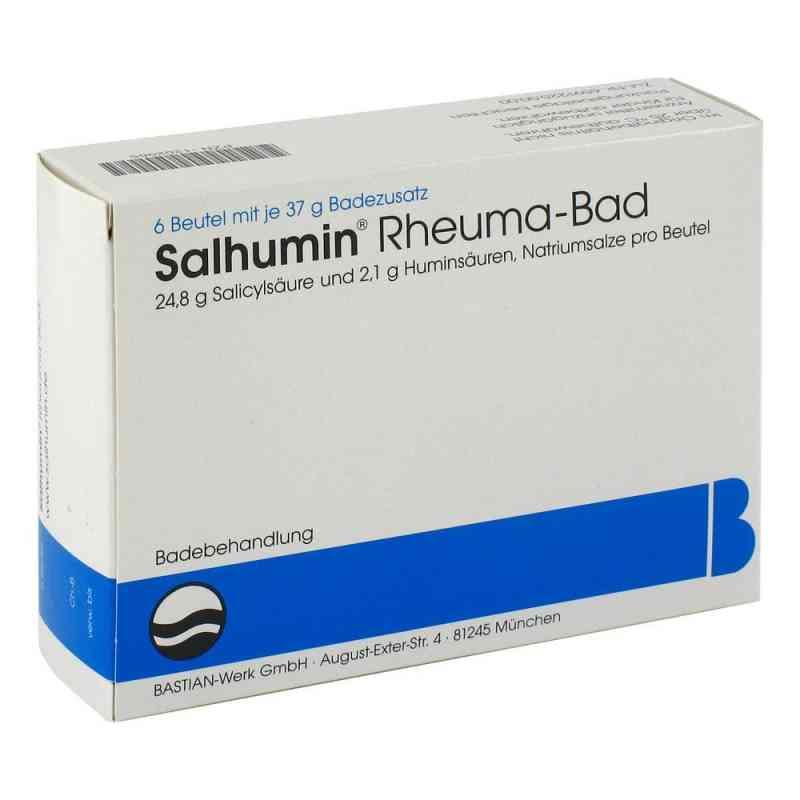Salhumin Rheuma-Bad  bei deutscheinternetapotheke.de bestellen