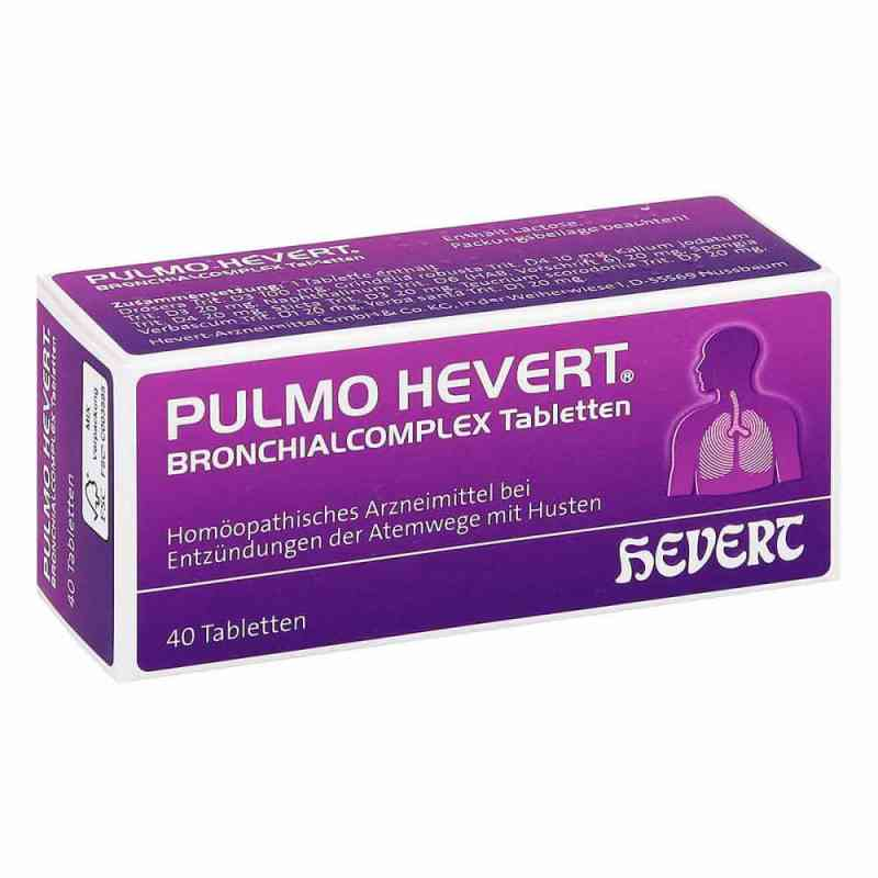 Pulmo Hevert Bronchialcomplex Tabletten  bei deutscheinternetapotheke.de bestellen