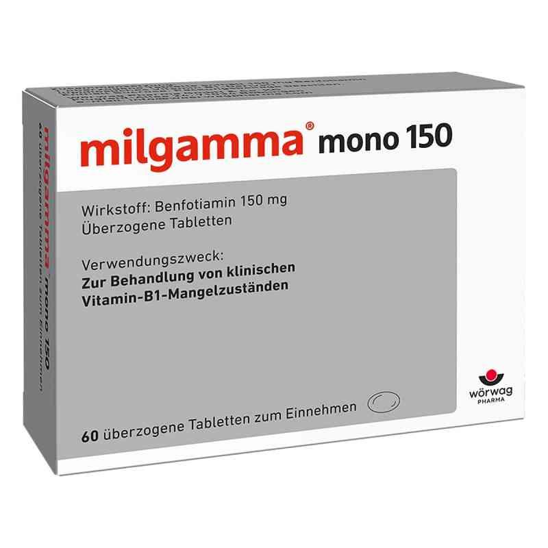 Milgamma mono 150 überzogene Tabletten  bei deutscheinternetapotheke.de bestellen