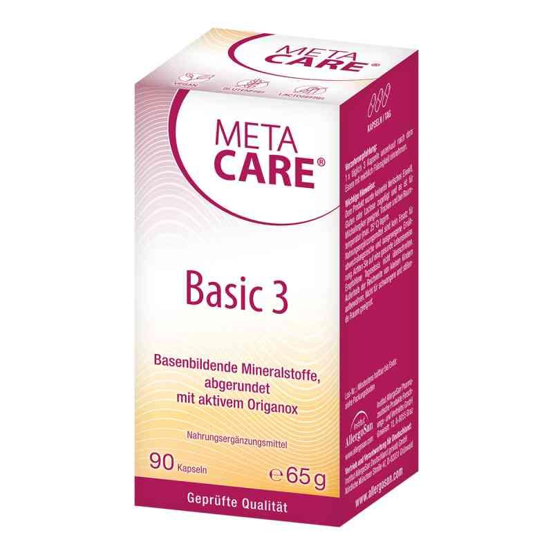 Meta Care Basic 3 Kapseln  bei deutscheinternetapotheke.de bestellen