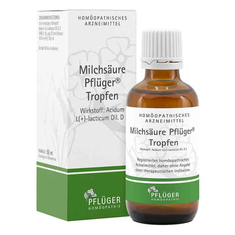 Milchsäure Pflüger Tropfen  bei deutscheinternetapotheke.de bestellen