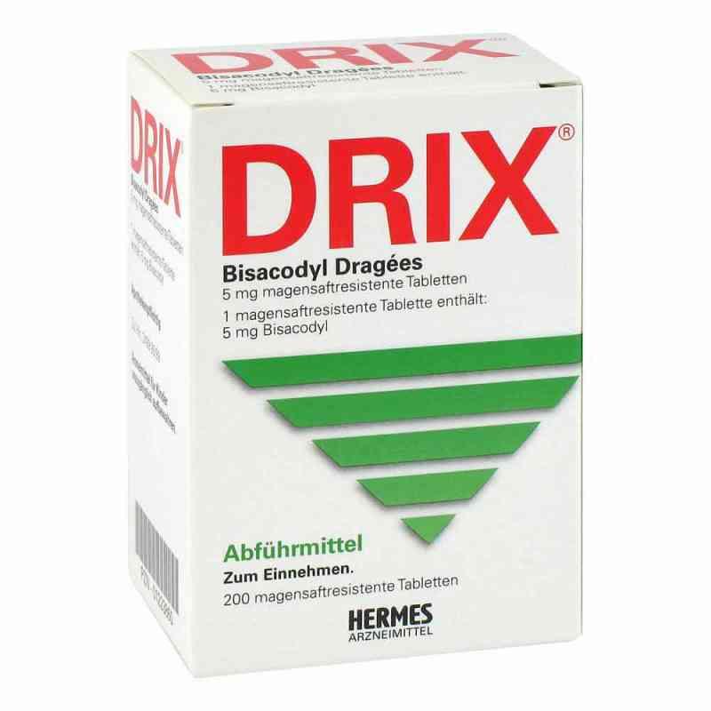 Drix Bisacodyl-Dragees  bei deutscheinternetapotheke.de bestellen