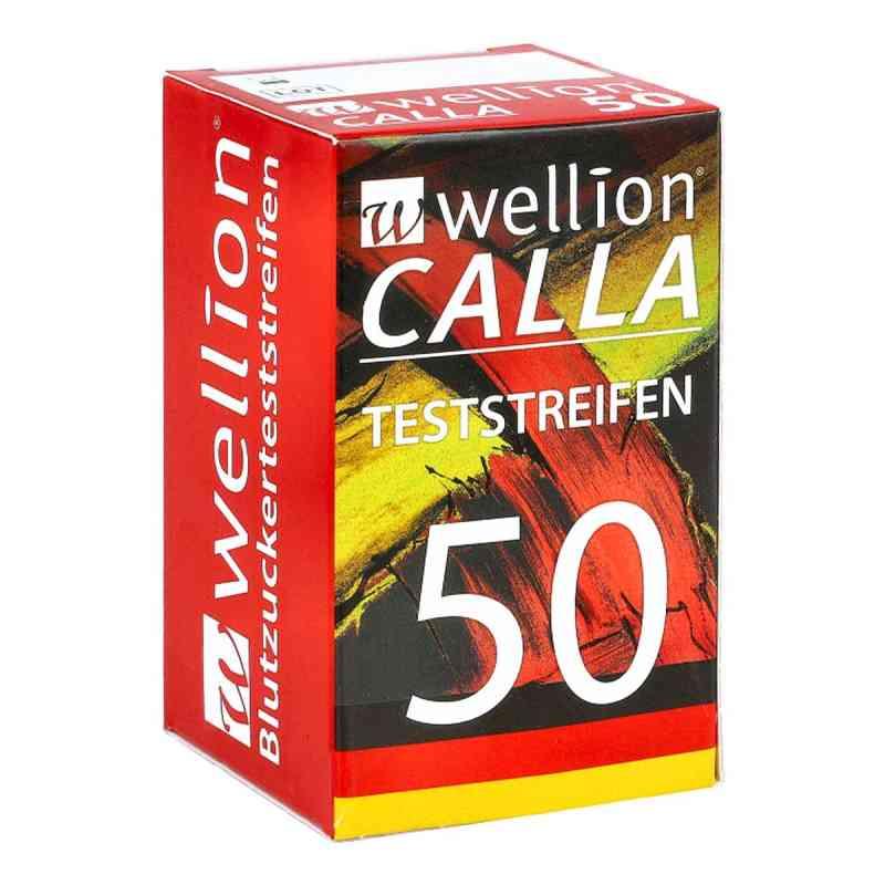 Wellion Calla Blutzuckerteststreifen  bei deutscheinternetapotheke.de bestellen