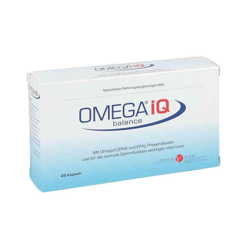 Omega Iq Kapseln  bei deutscheinternetapotheke.de bestellen