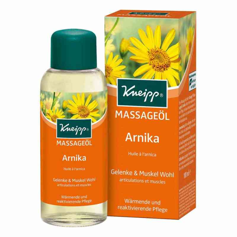 Kneipp Massageöl Arnika  bei deutscheinternetapotheke.de bestellen