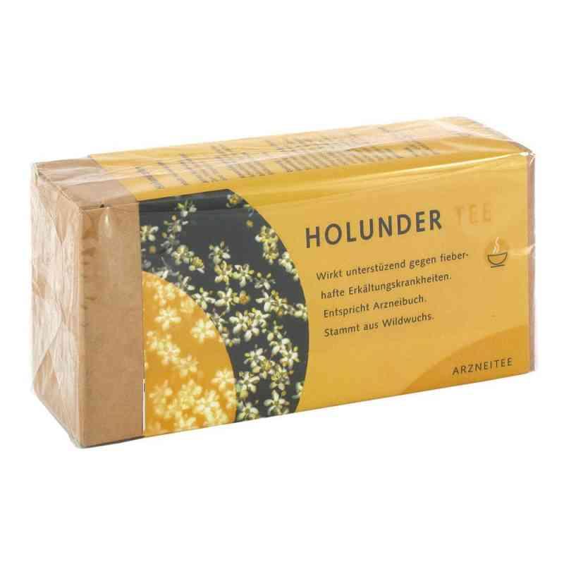 Holunder Tee Filterbeutel  bei deutscheinternetapotheke.de bestellen