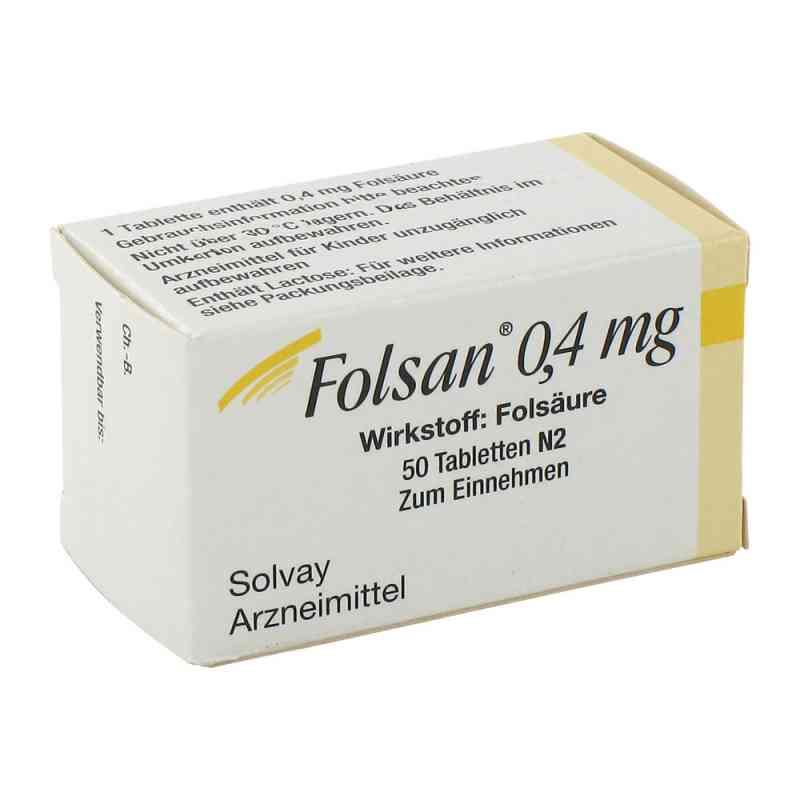 Folsan 0,4 mg Tabletten  bei deutscheinternetapotheke.de bestellen