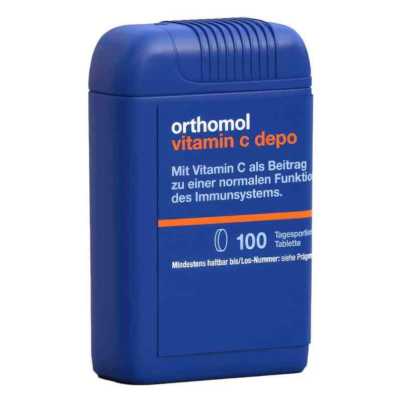 Orthomol Vitamin C Depo Tabletten  bei deutscheinternetapotheke.de bestellen