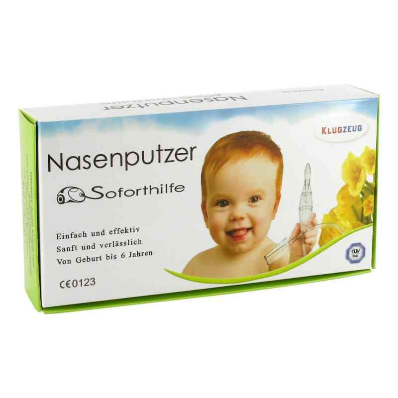 Klugzeug Nasenputzer Soforthilfe  bei deutscheinternetapotheke.de bestellen