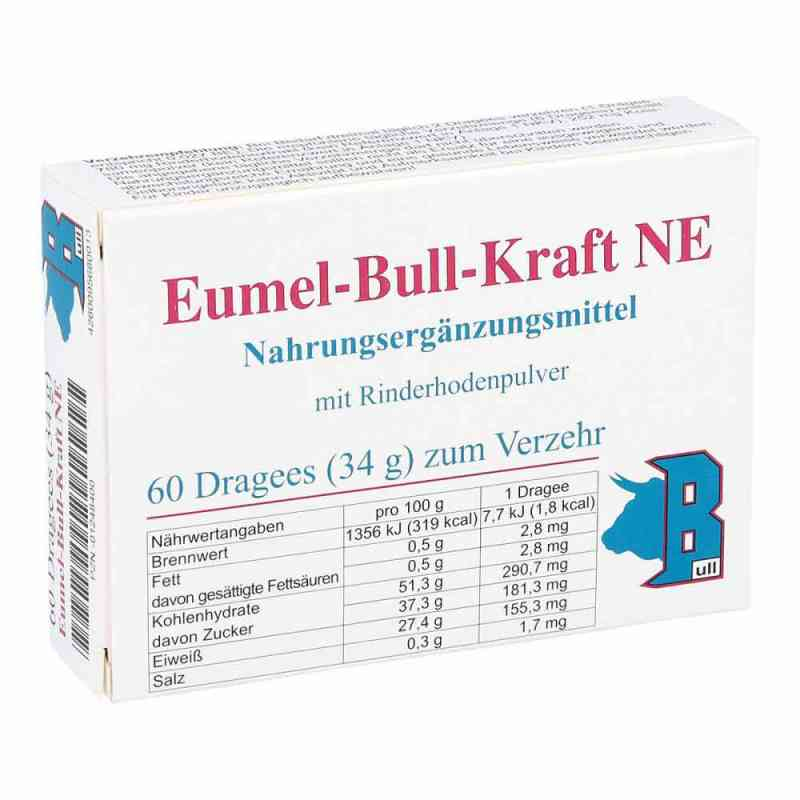 Eumel Bull Kraft Ne Dragees  bei deutscheinternetapotheke.de bestellen