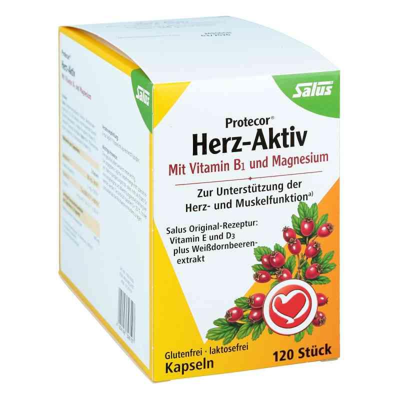 Protecor Herz-aktiv Kapseln  bei deutscheinternetapotheke.de bestellen