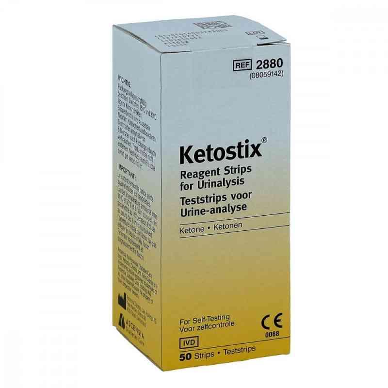 Ketostix Teststreifen  bei deutscheinternetapotheke.de bestellen
