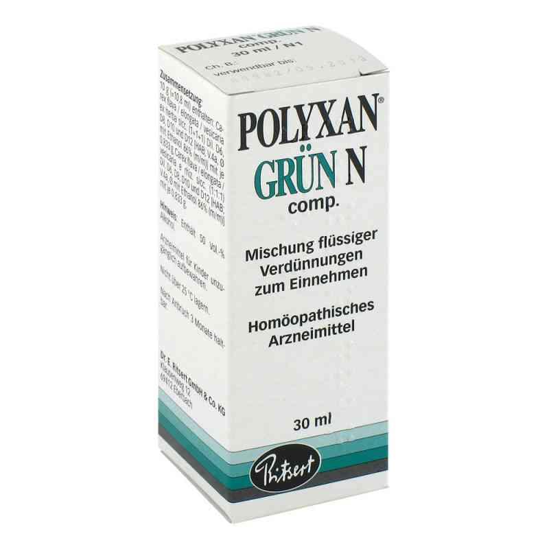 Polyxan grün N compositus Tropfen  bei deutscheinternetapotheke.de bestellen