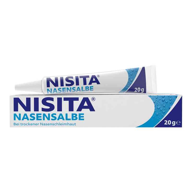 Nisita Nasensalbe  bei deutscheinternetapotheke.de bestellen