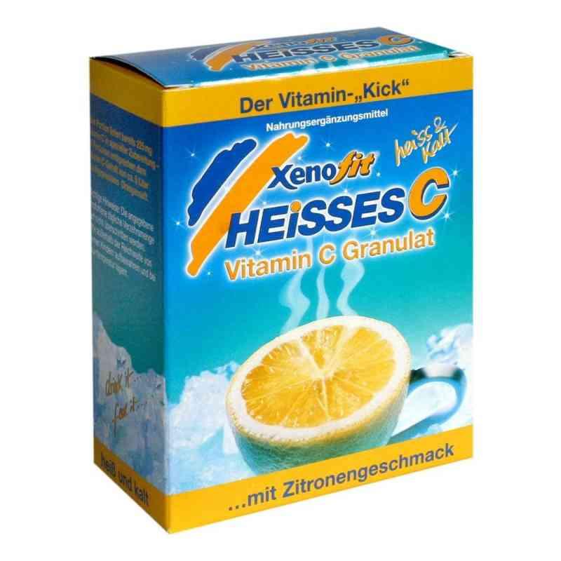 Xenofit Heisses C Granulat Beutel  bei deutscheinternetapotheke.de bestellen
