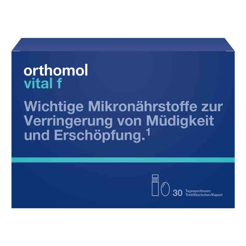 Orthomol Vital F Trinkfläschchen  bei deutscheinternetapotheke.de bestellen