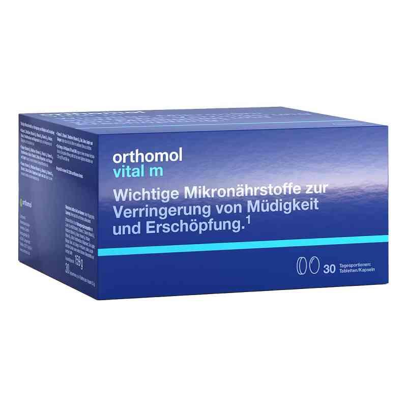 Orthomol Vital M 30 Tabletten /kaps.kombipackung  bei deutscheinternetapotheke.de bestellen