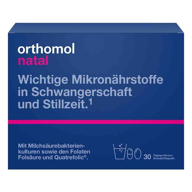 Orthomol Natal 30 Beutel granulat/kaps. Kombipackung  bei deutscheinternetapotheke.de bestellen