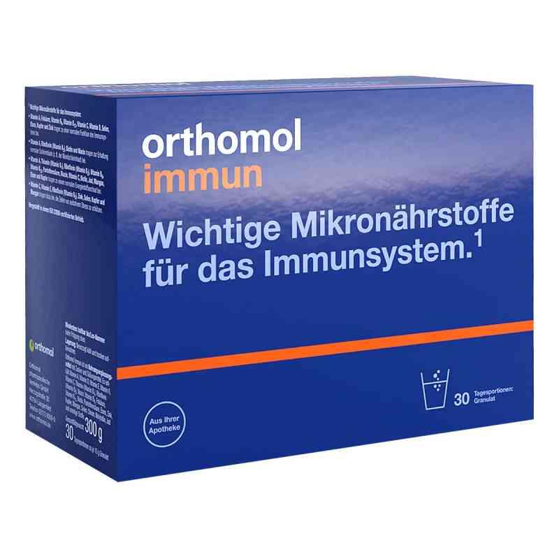 Orthomol Immun Granulat Beutel  bei deutscheinternetapotheke.de bestellen