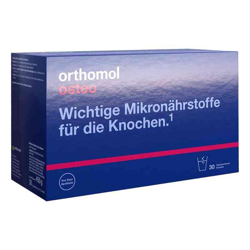 Orthomol Osteo Granulat Beutel  bei deutscheinternetapotheke.de bestellen