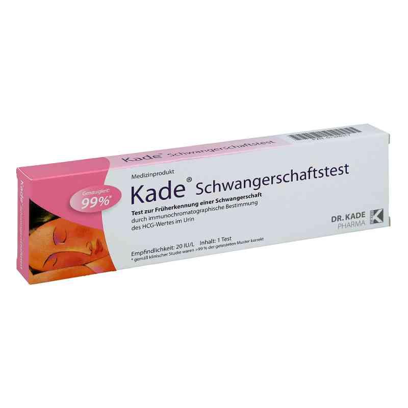Kade Schwangerschaftstest  bei deutscheinternetapotheke.de bestellen
