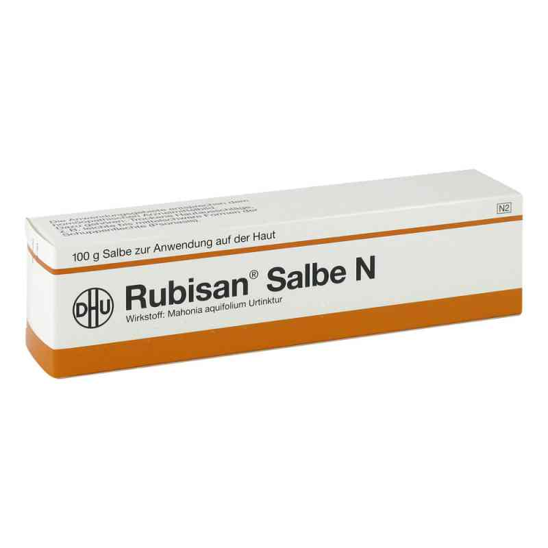 Rubisan Salbe N  bei deutscheinternetapotheke.de bestellen