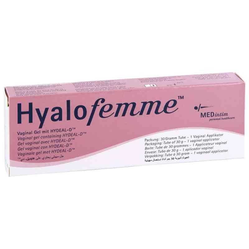 Hyalofemme Vaginal Gel  bei deutscheinternetapotheke.de bestellen